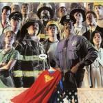 11 Settembre, il tributo ai veri supereroi