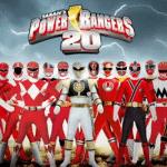 Il 20° anniversario dei Power Ranger