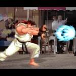Il livello speciale di Street Fighter diventa realtà