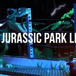 LEGO Jurassic Park Movie