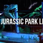 LEGO Jurassic Park Movie