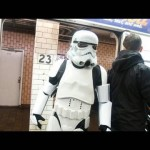 Star Wars in metropolitana