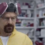 Walter White in uno spot del Super Bowl