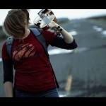 Il tema di The Last of Us suonato al violino
