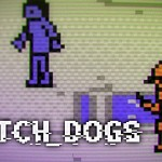 La versione Commodore 64 di Watch Dogs