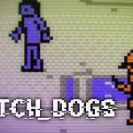 La versione Commodore 64 di Watch Dogs