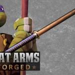 Le armi delle TMNT rifatte da Man at Arms