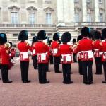 Le guardie della Regina suonano il tema di Game of Thrones