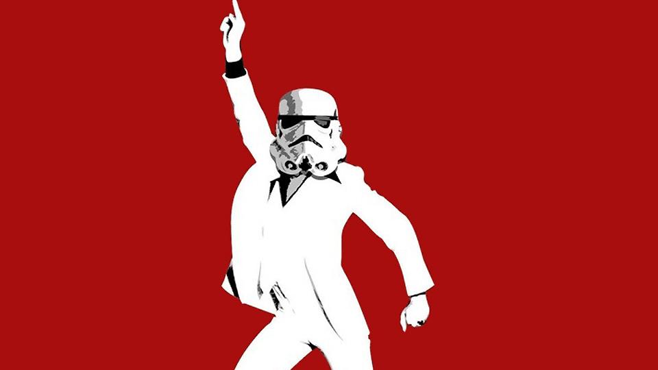 disco-trooper