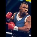 Mike Tyson con gli effetti sonori di Street Fighter