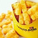 Patatine fritte LEGO