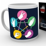 Mug The Big Bang Theory: Morra di Sheldon
