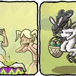 Buona Pasqua… ma attenti agli Xenomorfi!