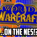 World of Warcraft NES Edition
