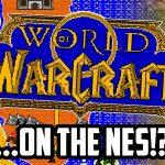 World of Warcraft NES Edition