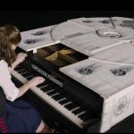Pianoforte Millennium Falcon messo all'asta.