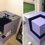 Tavolino GameCube