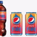 Pepsi Fire, la Pepsi alla cannella