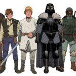 Star Wars nel medioevo