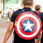 Partecipa e vinci lo Zaino-scudo di Capitan America