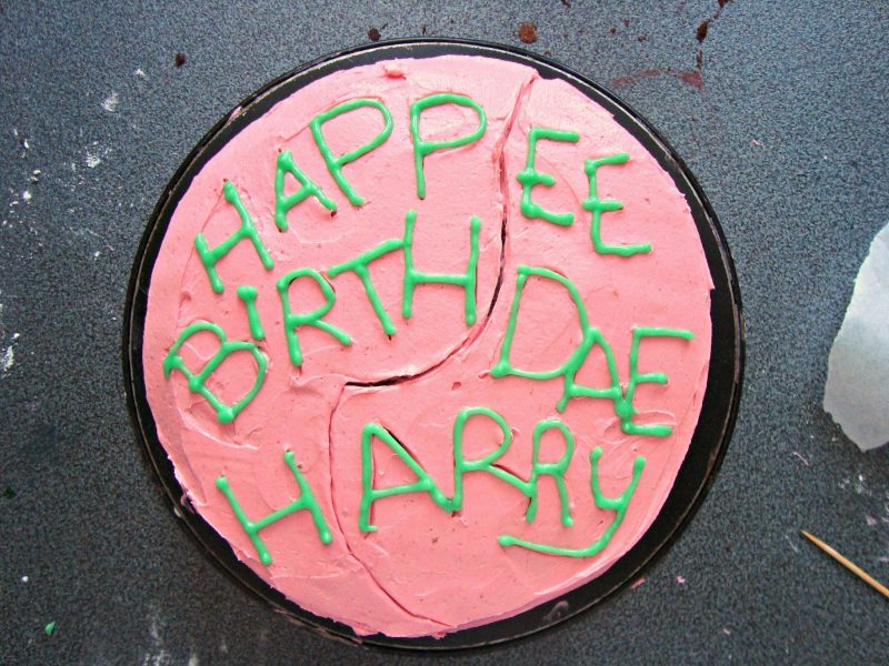 Buon Compleanno Harry Potter – GeekJournal 7792cef43c29