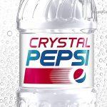 Crystal Pepsi, la Pepsi trasparente