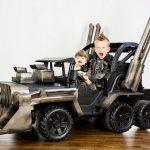 Veicolo di Mad Max per bambini