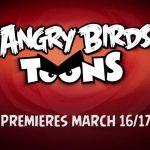 Angry Birds Toons: I Birds diventano una serie animata