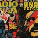 I comics di Super Freddie Mercury