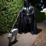 Darth Vader e il suo Fido…AT-AT