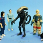 Le action figure del '79 di Alien in vendita