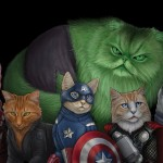 The Avengers Cat – I gatti Vendicatori