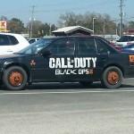 La peggiore (o migliore) auto dedicata a Call of Duty