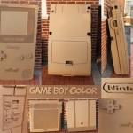 Il Game Boy gigante di cartone