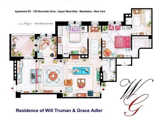 Casa Will & Grace
