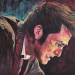 Tre quadri dedicati agli ultimi Dottori di Doctor Who