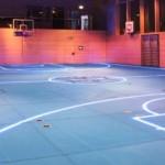 Campetti LED, il futuro dello sport indoor