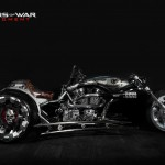 Un chopper dedicato a Gears of War Judgment