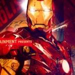Alcuni disegni inediti pensati per i titoli di Iron Man 3