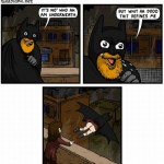 Se Batman fosse scozzese