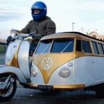 Sidecar Volkswagen T1