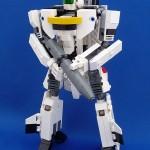 Lo Skull Mecha di Robotech rifatto con i LEGO
