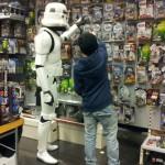 1° Maggio? Gli Stormtrooper sono sempre in servizio