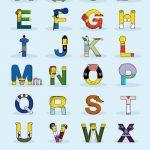 L'alfabeto dei Simpson