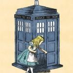 Alice scopre le meraviglie del TARDIS