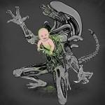 Alien…al contrario