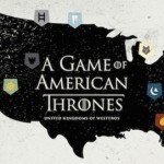 Se Game of Thrones fosse ambientato negli Stati Uniti
