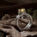L'anello di fidanzamento in stile Indiana Jones
