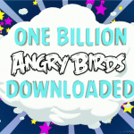 Angry Birds a quota 1 Miliardo