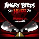 Il nuovo gioco degli Angry Birds